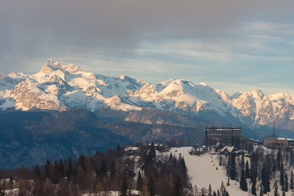 Mt Triglav & Vogel Ski Center