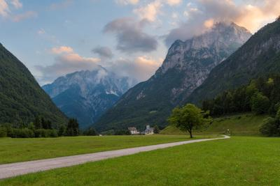 Triglav National Park photo locations - Koritnica Valley Views