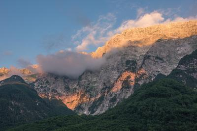 pictures of Triglav National Park - Koritnica Valley Views