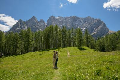 Triglav National Park photography locations - Prisojnik Wall