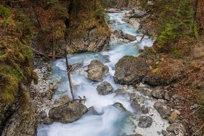 photography locations in Triglav National Park - Martuljek River