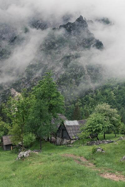 images of Triglav National Park - Turer Homestead (Turerjeva domačija)