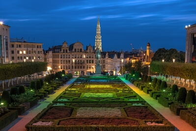 Photo locations in  Brussels