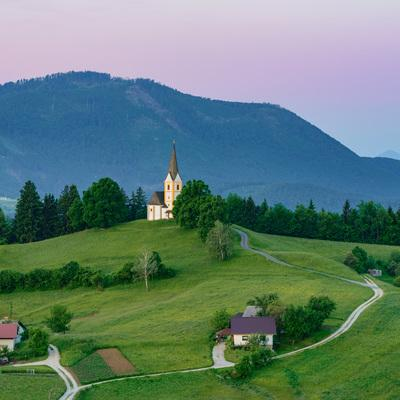 Slovenske Konjice photo locations - Saint Martin Church