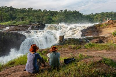 Western Region photography locations - Murchison Falls