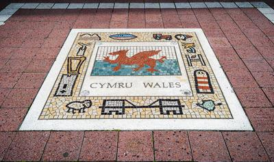 photography locations in South Wales - The Millennium Walk