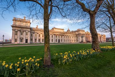 images of London - Naval College Gardens
