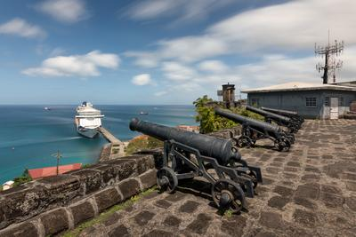 images of Grenada - Fort George