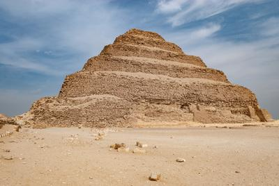 Egypt photo locations - Pyramid of Djoser (Step Pyramid)