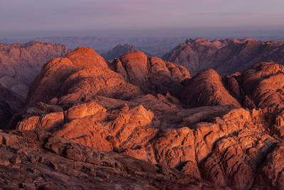 photography locations in Egypt - Mount Sinai