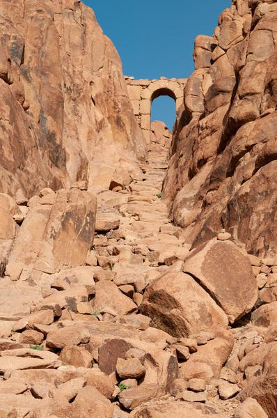 Egypt photography locations - Mount Sinai - Steps of Repentance  Trail