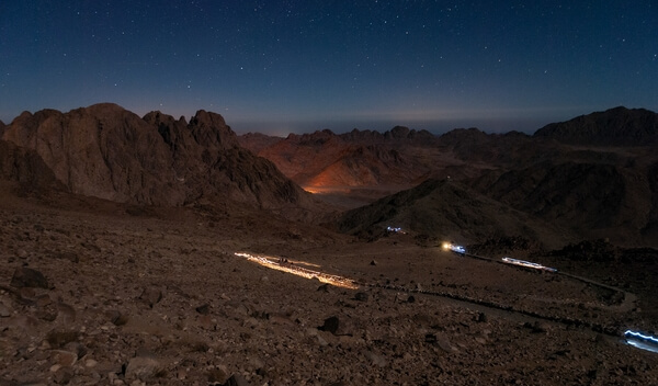 Mount Sinai - The Camel Trail