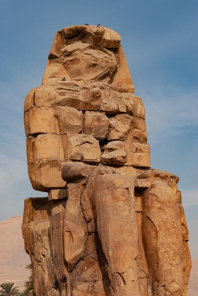 photography locations in Egypt - Colossi of Memnon