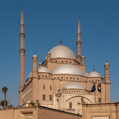 photo locations in Egypt - Mosque of Muhammad Ali