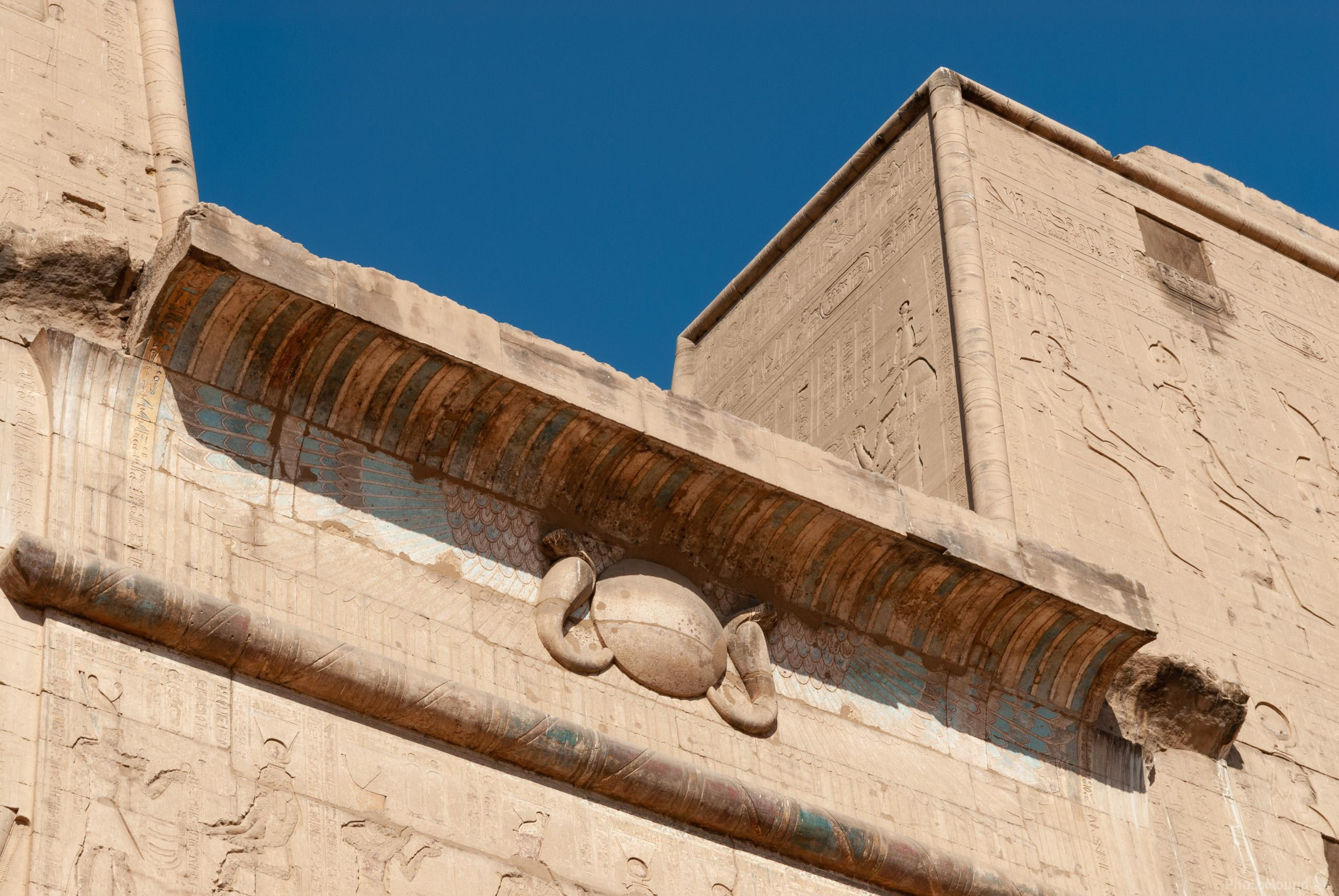 Temple of Horus - Edfu