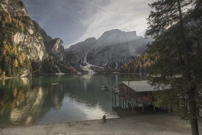 Alto Adige photo spots - Lago di Braies (Pragser Wildsee) - Classic View