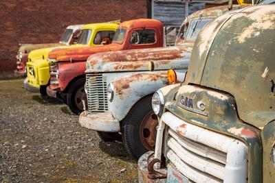 Palouse photo locations - Dave's Old Trucks