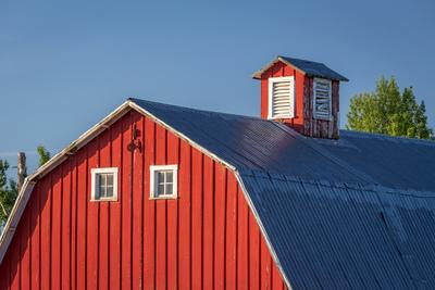 Oakesdale photography locations - FR Martin Road Barn