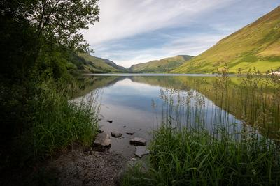 photo locations in North Wales - Talyllyn Lake