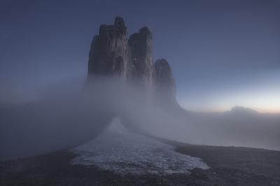 photography locations in Alto Adige - Tre Cime - Forcella Lavaredo