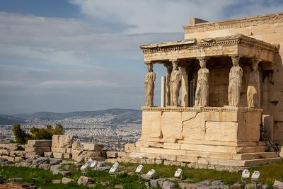 Greece photo locations - Athens Acropolis