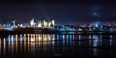 photography locations in North Wales - Conwy Castle & Bridge