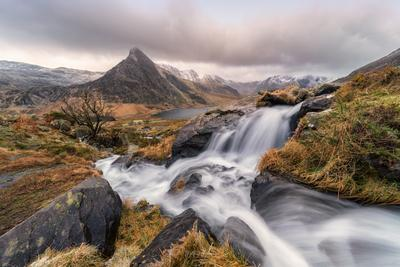 Photographing North Wales - Afon Lloer & Tryfan