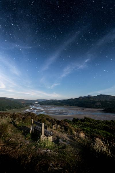 photo spots in North Wales - Barmouth Panorama Walk