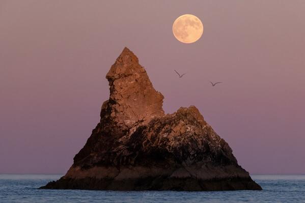 Moonrise, moonset, sunrise and sunset for astrophotographers