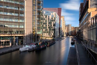 photos of London - Paddington Basin