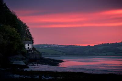 Carmarthenshire photography locations - Dylan Thomas Boathouse