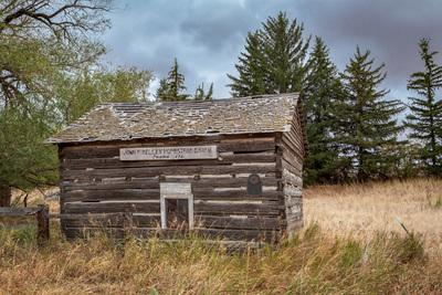 Oakesdale photo spots - John F Kelly Homestead Ranch