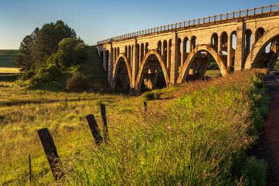 Photo of Rosalia Railroad Bridge - Rosalia Railroad Bridge