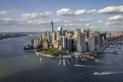 photography spots in New York - New York Skyline - Helicopter Flight