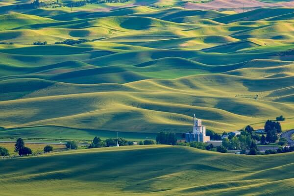 Instagram locations in Palouse