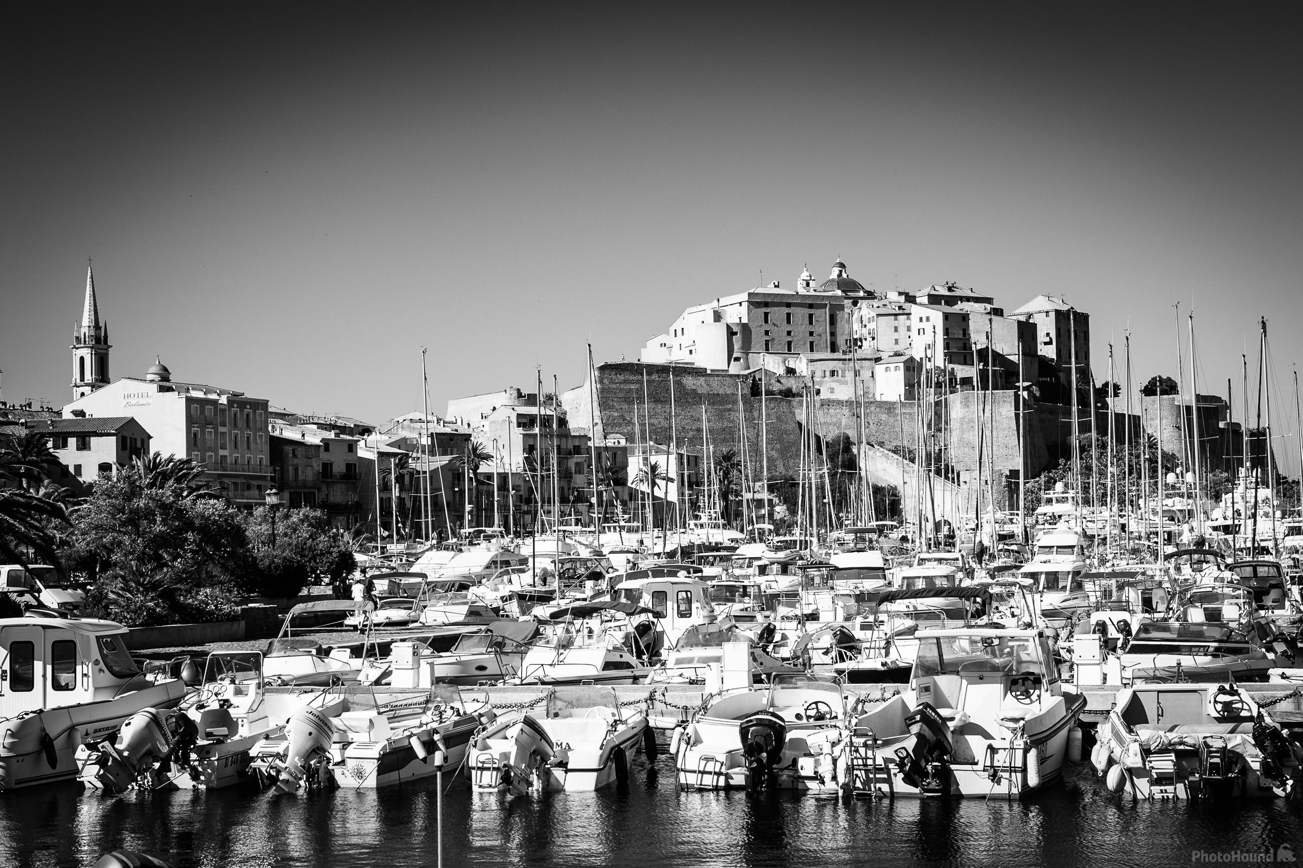 Calvi – view from the harbor