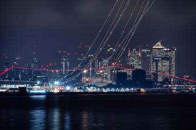images of London - London City Airport - Runway View