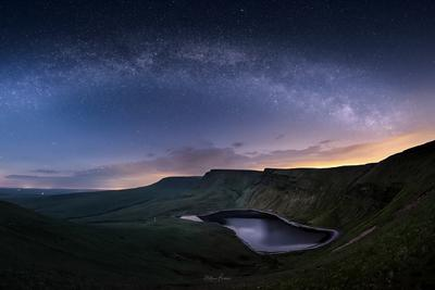 photo locations in Carmarthenshire - Llyn Y Fan Fach