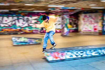images of London - Southbank Skate Space