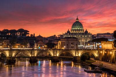 Rome photography guide - St. Peter's View
