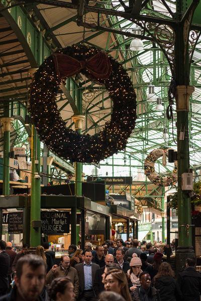 images of London - Borough Market