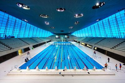 photos of London - Aquatics Centre