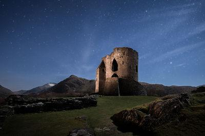 North Wales photography spots - Dolbadarn Castle