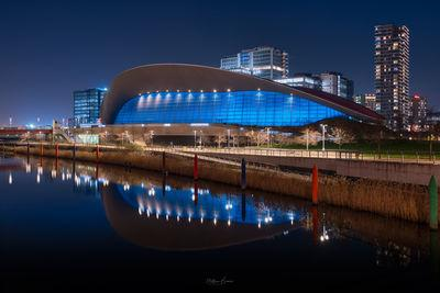 images of London - Aquatics Centre