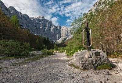 images of Triglav National Park - Vrata Valley - The Giant Piton