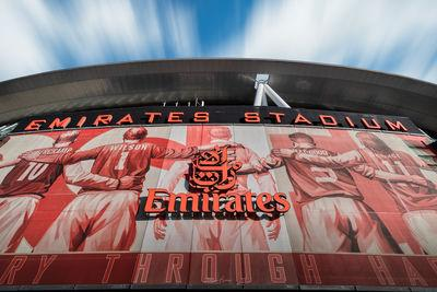 images of London - Emirates Stadium - exterior