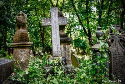photos of London - Highgate Cemetery