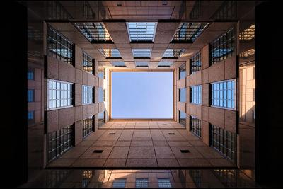 photos of London - Fleet Street Skylight