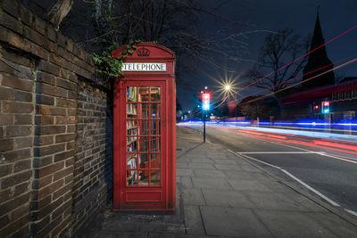 photos of London - Phone Box Library