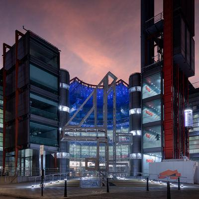 pictures of London - Channel 4 HQ